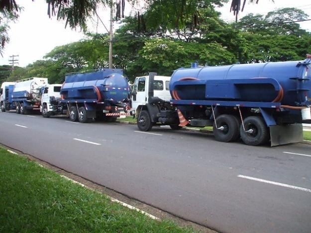 Limpa Fossa 1 - Caminhão Limpa Fossa em Jundiaí