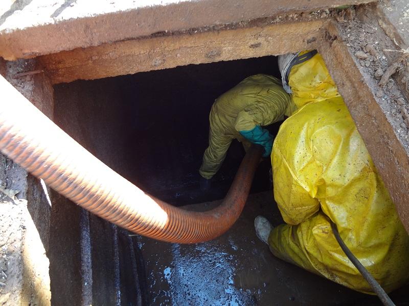 Limpa Fossa 9 - Caminhão Limpa Fossa em Jundiaí